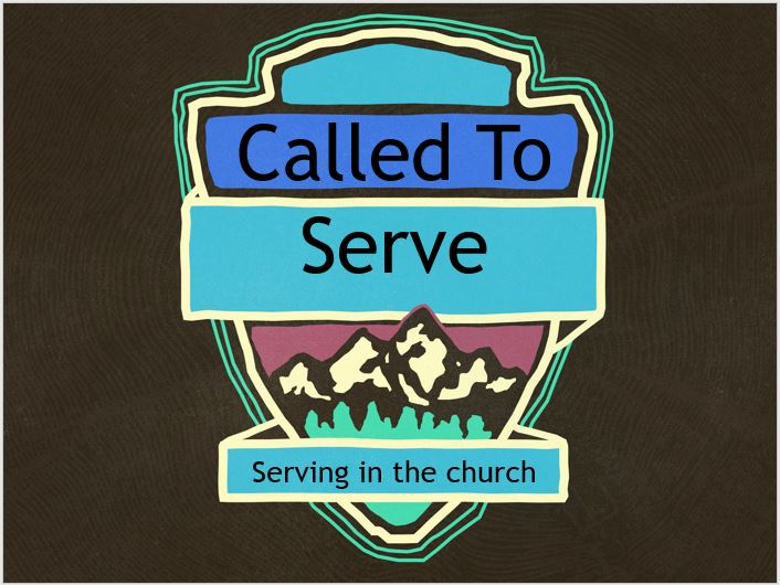 Called to Serve 2